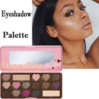 2016 Makeup BON BONS Chocolate Bar gamma di colori dell'ombretto di 16 colori ombretto cuore di amore Come Clamour Guida Chocolate Bar Eye Makeup Cosmetics