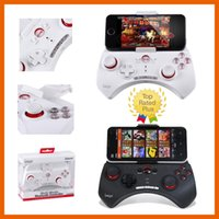 Nuovo Ipega PG9025 Bluetooth Wireless Game Controller Gamepad Joystick per iPhone Android iOS Tablet Nero Bianco