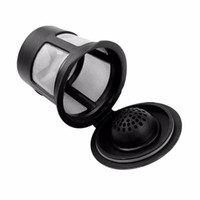 Wholesale Wholesale K Cup - 3pcs set Coffee Pod Filters Compatible With Keurig K Cup Coffee System Reusable Coffee Filter With A Spoon