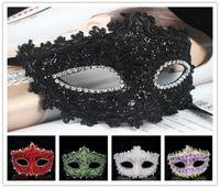 Wholesale masks filigree - Ball Mask Venetian Silver Filigree Masquerade Ball Mask Party Fancy Dress Christmas Crystal Mask Masquerade Swarovski Crystal Mask