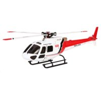 WLtoys V931 2.4G 6CH Brushless escala Lama Flybarless 3D 6 Eixo do giroscópio 3 Blade AS350 RC Helicopter RTF