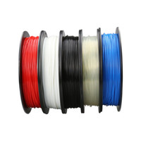 трехцветный принтер оптовых-3D-принтер накаливания разные цвета пластика 1.75 мм PLA 3D-принтер накаливания сварочные электроды заводская цена