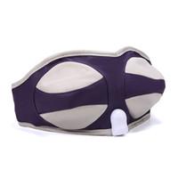 вибрационная массажная грудь оптовых-Электрический дальней инфракрасной груди массажер вибрационный массаж бюстгальтер для красоты и здоровья смарт массажер устройство