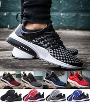 Wholesale Sport Fashin - 2016 Presto Mens Running Shoes,Wholesale Fashin Sports Athletic Walking Sneakers Free Run Running Shoes Size 39-44 Free Shipping