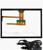 ingrosso resistente alla compressa-Sostituzione Touch Screen Digitizer Panel Tablet 7 Capacitivo 7 pollici Allwinner A23 A33 Q88 PC JF A7 Occhio Funzione Occhiali resistenti ai graffi