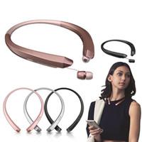 Wholesale Universal S - HB-S-910 CSR 4.0Tone Infinim Wireless Bluetooth Headset Headphone earphone sports wireless bluetooth headset for iphone7 7plus