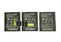 Wholesale Lithium Ion Batterie - 3pcs lot 100% Original 1800mAh Lithium-ion Battery For THL W100 W100S Smart Phone Batteries Batteria Batterie