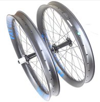 Fat bike Carbon Wheels 66mm larghezza mozzo anteriore passo 135/150 * 15mm asse posteriore 190/197 * 12mm asse compatibile con 11s o srame XX1