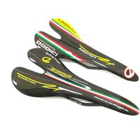 Compra Selle Selle Di Bicicletta-NGT Carbon Sella Bike Selim Bicicletta Cojines Selle Velo Sillin Bicicleta selim da bicicleta mtb Bike Selle Sedili Top Quality