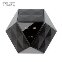 Wholesale Angle Portable Speaker - Hot D8 Brand Multi-Angle Play Music FM TF Memory Card Portable Bluetooth 1800mAh Speaker Subwoofer Stereo Touch Panel Control <$18 no tracki