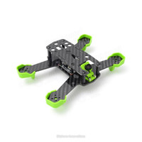 Wholesale Carbon Fiber Multirotor Kits - High Quality Diatone ZMR Series ZMR160 Carbon Fiber Frame Kit With BEC Board RC Multirotor