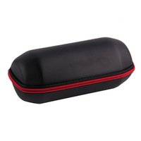 Wholesale Sleeve Bag Carry Case - New Top Pouch PU Carry Cover Bag Pouch Sleeve Portable Protective Box Cover Case For JBL Flip3 Flip 3 Bluetooth Speaker Black