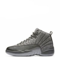 Wholesale Hard Girl - Retro 12 GS 2018 Hyper Violet Youth Pink Valentines Day 12s Plum Fog Flu Game Basketball Shoes Girls Master Taxi Sneakers High Quality