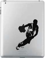 Wholesale 14 Laptops Stickers Skin - Hot Originality Cartoon-14 series Vinyl Tablet PC Decal Black Sticker Skin for Apple iPad 1  2   3   4   Mini Laptop Skins Sticker