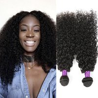 "Wholesale Cheap Wholesale Kinky Curly Weave - Cheap 8A Unprocessed Peruvian Hair Bundles Kinky Curly 3 Bundles 8""-28"" Bellqueen Hair Kinky Curly 100 Human Hair weave For Sale"
