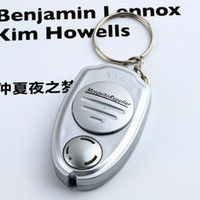 Wholesale Mini Portable Key Clip Keychain Electronic Ultrasonic Pest Mosquito Insect Repeller for pest Insect