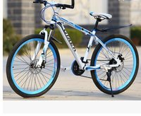 Wholesale Blue Bike Pedal - Quality aluminum 24-speed 26 inches Ordinary Pedal bike Producer svariable speed Road Bikes