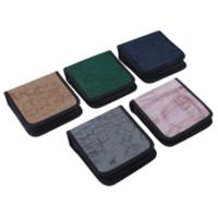 Wholesale Dvd Storage Carry - Wholesale 1pcs CD DVD Holder 40 Disc DJ Storage Cover Box Case Disc Organizer Carry Bag Protect