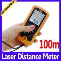 Wholesale Distance Measurer Area Volum Meter - 100m laser Distance Measurer T100 Area Volum Meter Laser Rangefinders