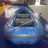 sport fishing boats for sale - AOQI inflatable water game outdoor inflatable boat best quality fashion sport game inflatable fishing boat for sale