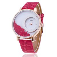Wholesale Tables Manufacturers - Watch supply set auger female students Fashion belt simulation table manufacturer wholesale quartz diamond students table