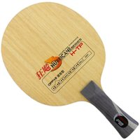 Wholesale Dhs Hurricane Blade - DHS Hurricane H-TP (H TP) Table Tennis Blade (Shakehand-FL) for PingPong Racket
