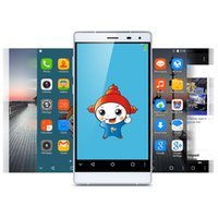Wholesale Thl Sim - Original THL T7 5.5inch Android 5.1 Mobile Phone 3G RAM+16G ROM MTK6753 Octa Core Smartphone Front 5.0MP+Rear 13.0MP Cellphone
