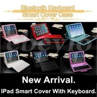 Wholesale Ipad Keyboard Bluetooth Pouch - Bluetooth Keyboard Case For Ipad 234 Mini 1234 Ipad Air 2 Ipad Pro 12.9'' 9.7