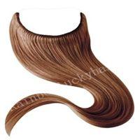 Wholesale Hair Clip Loop - Flip in Human Hair Indian Human Hair Extensions halo Human Hair Extensions No Clips No Glue Easy to Wear Straight Halo Hair