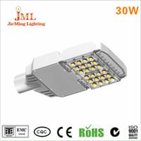iluminación industrial usada al por mayor-Luz de calle LED utilizada iluminación exterior industrial alto lumen IP65 intallation 3-5meter AC85-265V luz de calle de alta calidad