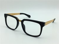 Wholesale prescription glasses frames - new medusa glasses prescription eyewear 5165 frame vintage eyeglasses men designer eyeglasses squrare frame face logo with original case
