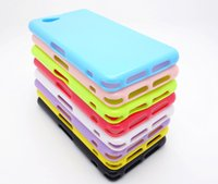 Wholesale Xperia Z1 Gel Case - Free Shipping silicone soft gel tpu cover case for sony xperia z1 compact case