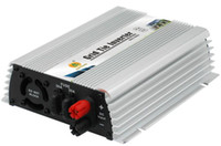 Wholesale Pure Sine Wave Micro Inverter - 200W Grid Tie Inverter MPPT Function 10-28VDC Input to 110V 220VAC Pure Sine Wave Output Micro on grid tie inverter