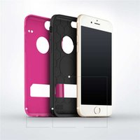Wholesale Cheap Cases For Cell Phones - Practical Cell Phone Cases for iPhone 6 plus Fashion Cheap Cell Phone Case Package for iPhone 6