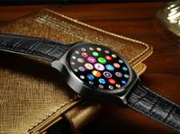 sehen sie kinder handy gps großhandel-Bluetooth Anruf Smart Watch X10 Höheninstrument Barometer Höhenmesser Herzfrequenz Smart Uhren Für Handy