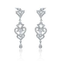 Best Diamond Shaped Drop Earrings to Buy   Buy New Diamond Shaped ...