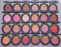 diferentes fábricas al por mayor-Envío directo directo de fábrica Nueva cara de maquillaje 6g Sheertone Blush! 24 colores diferentes
