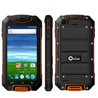 Wholesale dual sim android ip67 - XP7700 4.5 inch Quad Core MTK6580 IP67 Waterproof 3G Smartphone 512M 8GB Dual SIM Unlocked Phones