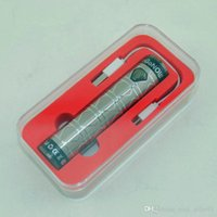atlantis vape pen großhandel-eGo Now egonow 40 mechanische 40w mod Battery fit ecigs Arctic Atlantis Vaporizer Zerstäuber vape pen box mods VS TVR eGo-Kits