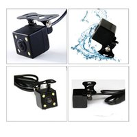 Wholesale Ccd Backup Camera System - CCD Night Vision Waterproof 170 Degree Car Rear View Camera Auto Vehicle Parking Camera for Cars Monitor Car Backup Camera Parking System
