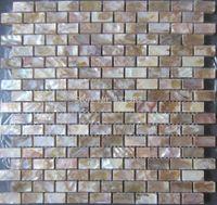 cuisine de dosseret de mère perle achat en gros de-Carreaux de mosaïque Shell cuisine naturelle dosseret carreaux mur salle de bains en gros plancher carrelage dosseret