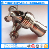 swing arm nail 2018 - (wholesale best price)Honey Hive Bucket Domeless Titanium Nail 14mm 19mm male and female full adjustable swing arm joint made in china
