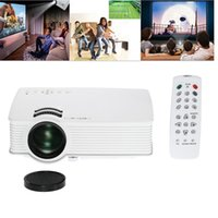 Mini LED Projecteur Portable LCD GP9 HD Home Cinema Théâtre TV Beamer Supporte HDMI USB SD AV Game Entertainment