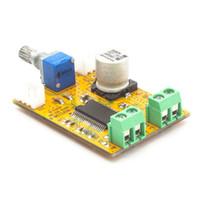 ingrosso amplificatore di classe diy-Scheda amplificatore digitale AMP TDA138-E Stereo Classe D 2 * 20W 9-14V per fai da te