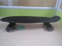 "Wholesale Longboard Fish - 22"" mini fish board cruiser skateborad banana style longboard Cool Look Penny style Skate board"
