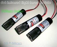 Wholesale Infrared Laser Dot - 780nm 2 5 10 20 30mW adjustable focus dot infrared light laser module   locator 16 * 60mm