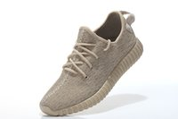 Wholesale Sports Footwear Brands - Original Kanye West 350 boost Brand Mens 350 Boost Pirate Footwear Sneakers Boost milan Sport Sneakers With Box DHL Free Shipping