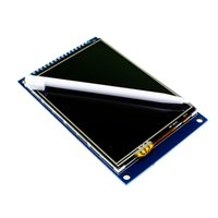 Wholesale Stm32 Tft - Wholesale-LCD 3.2 inch TFT Touch Screen Module Display Ultra HD 320*240 ILI9341 for STM32 3.2'' 320*240 240x320 240*320