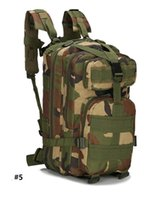 Wholesale camouflage women army military resale online - Grid Men Women Outdoor Military Army Tactical Backpack Trekking Sport Travel Rucksacks Camping Hiking Trekking Camouflage Bag