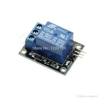 Wholesale 5v Relay Module For Arduino - hot sell M65 wholesale & Retail 1PC New 5V Relay Module for Arduino AVR PIC free shipping